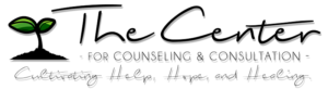 The Center for Counseling and consultation Logo- Great Bend Kansas,